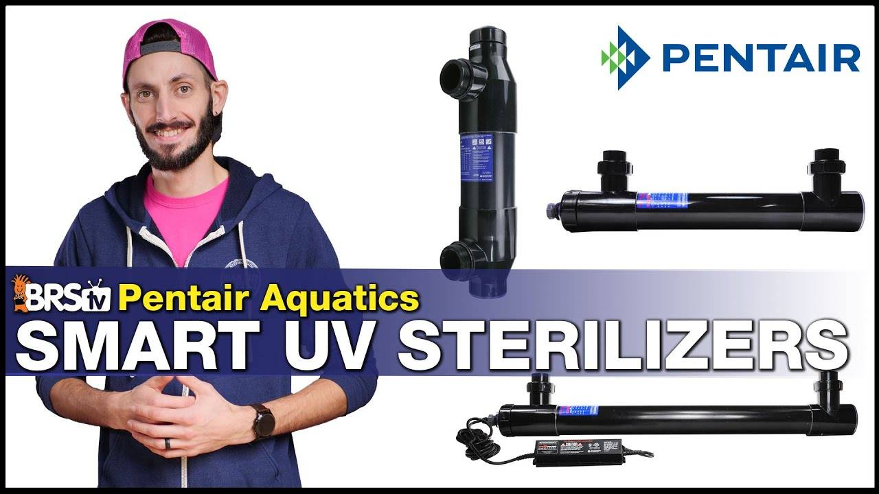 BRStv Product Spotlight - Pentair Aquatics Smart High Output UV Sterilizer