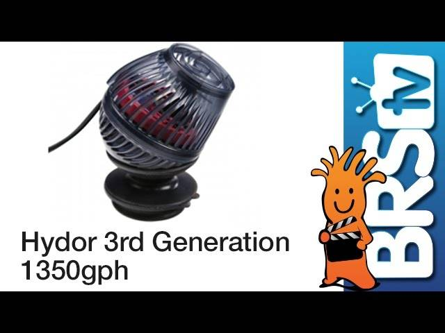 Hydor Koralia Third Generation 1350GPH Flow Dynamics