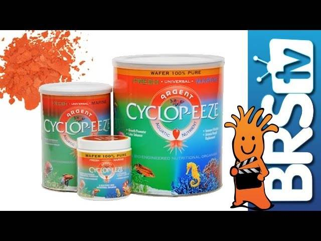 Cyclop-Eeze Coral & Fish Food