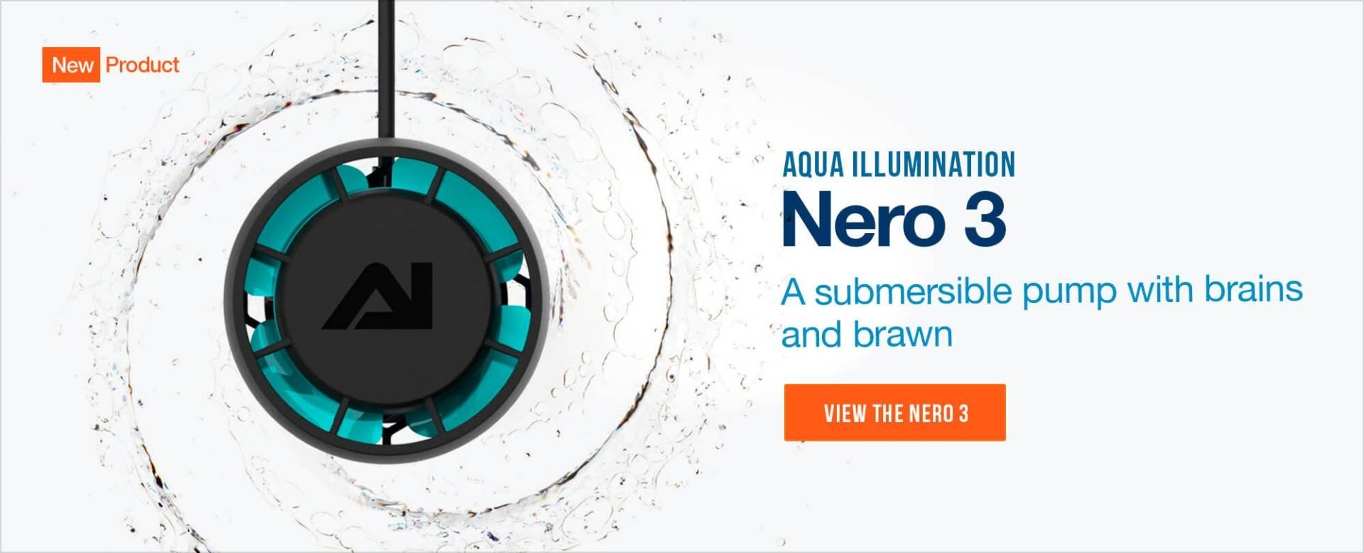 AI Nero 3 Pump - Preorder