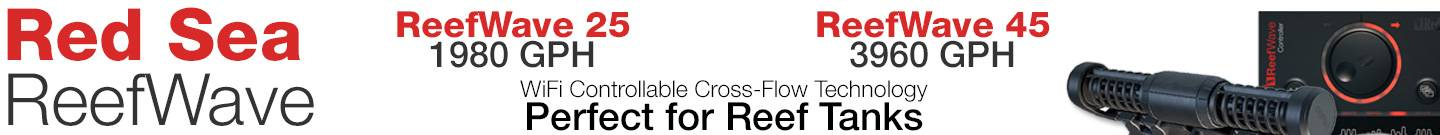 New Red Sea Reef Wave Powerheads